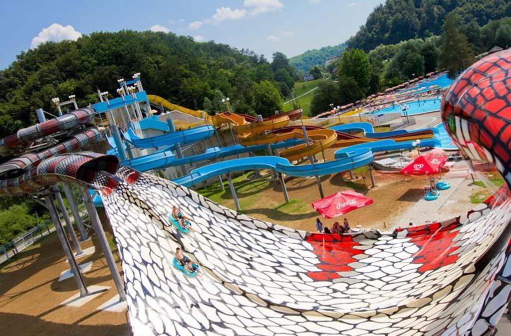waterpark slovenie olimia