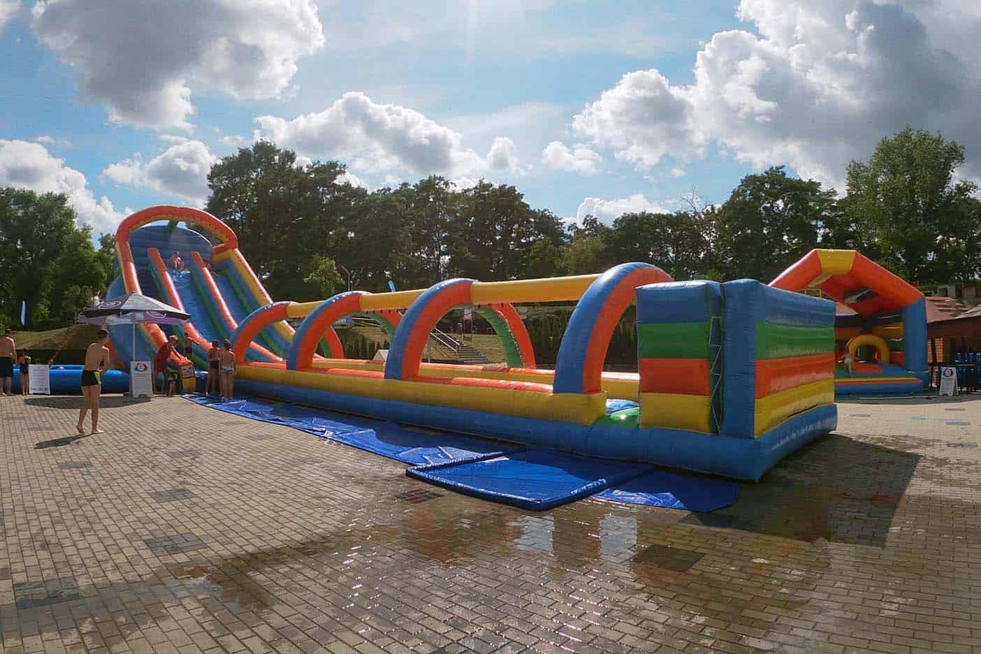 Wroclaw met kinderen waterpark