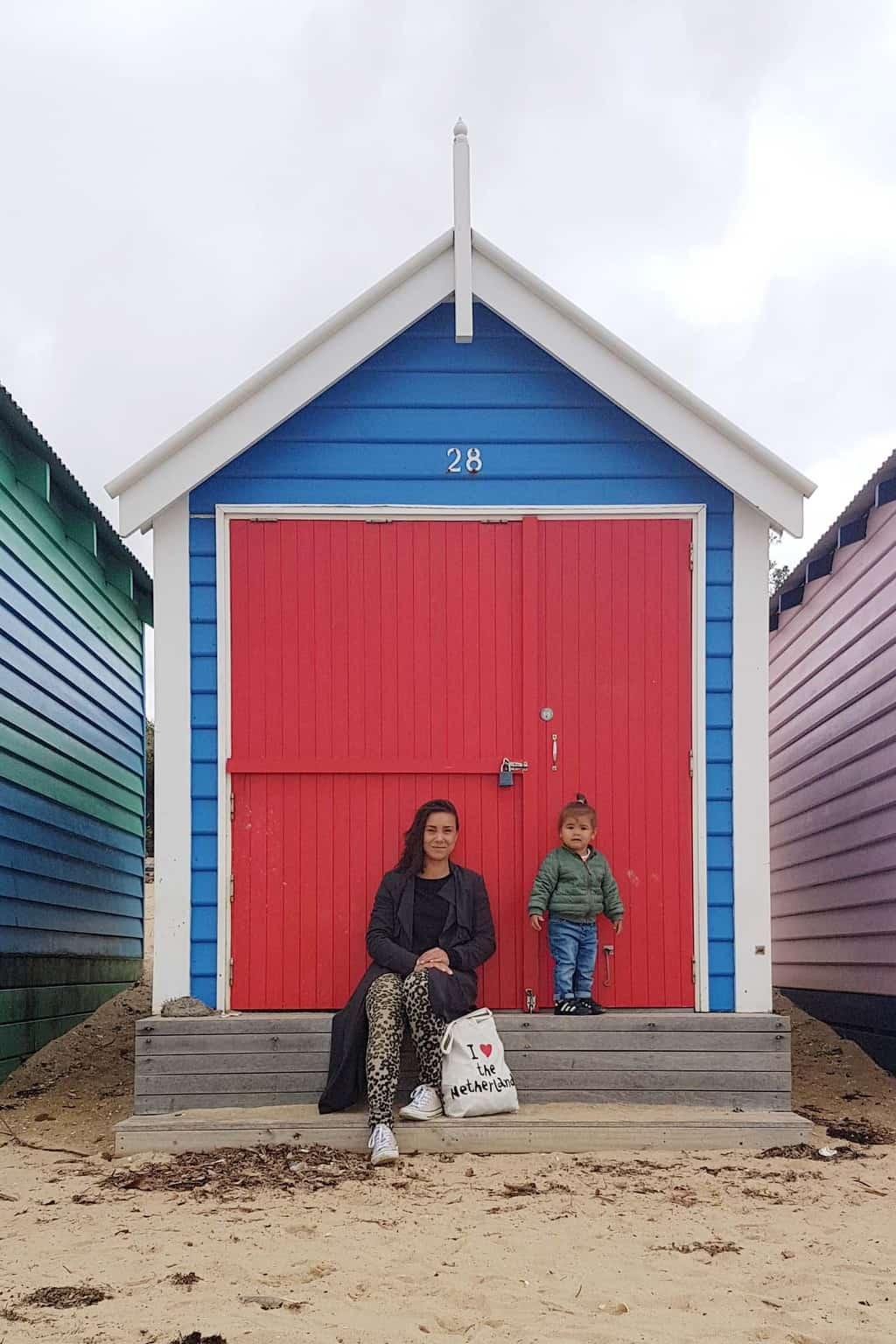 Melbourne met kinderen