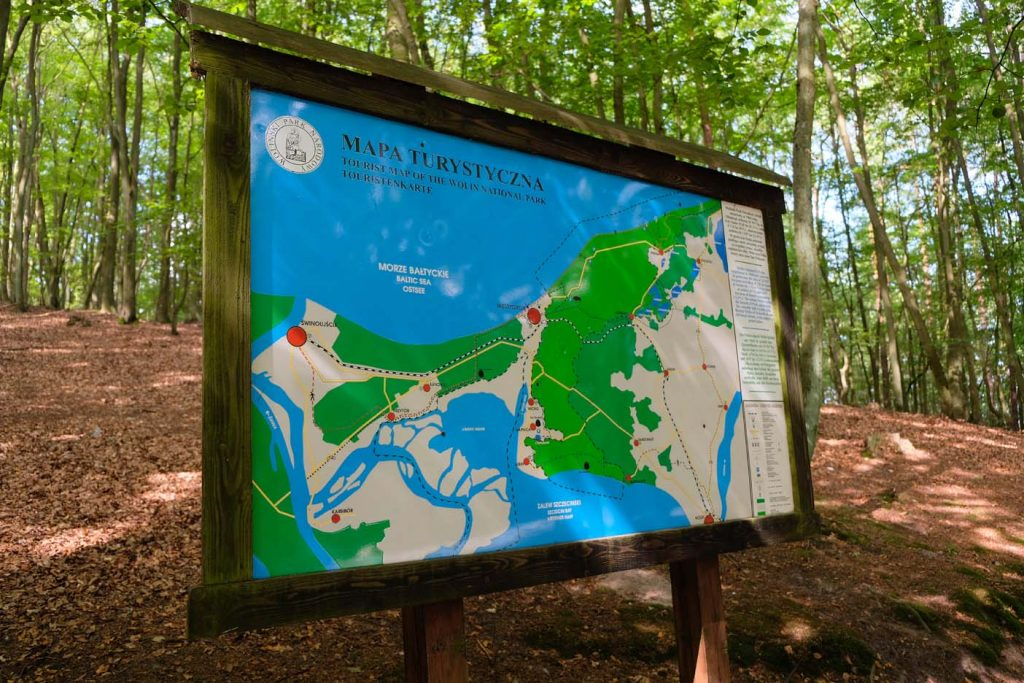 Nationaal park Wolin
