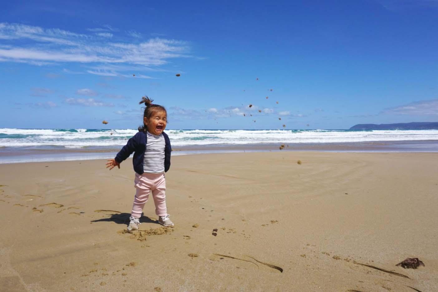 Melbourne met kinderen greatocean road