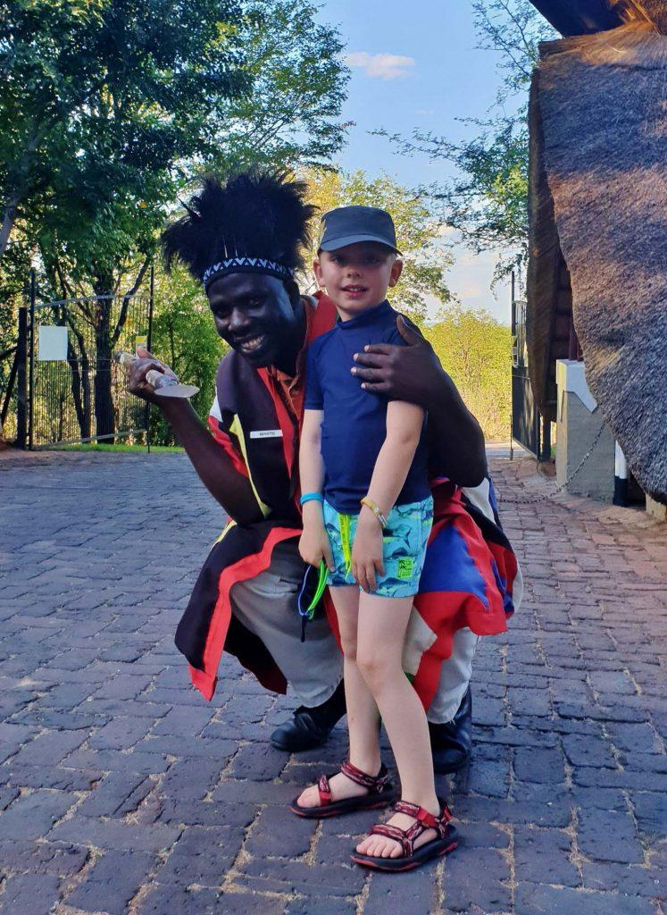 Victoria Falls- lodge