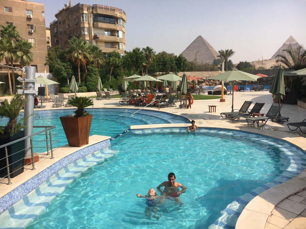 Le meridien Pyramids Cairo