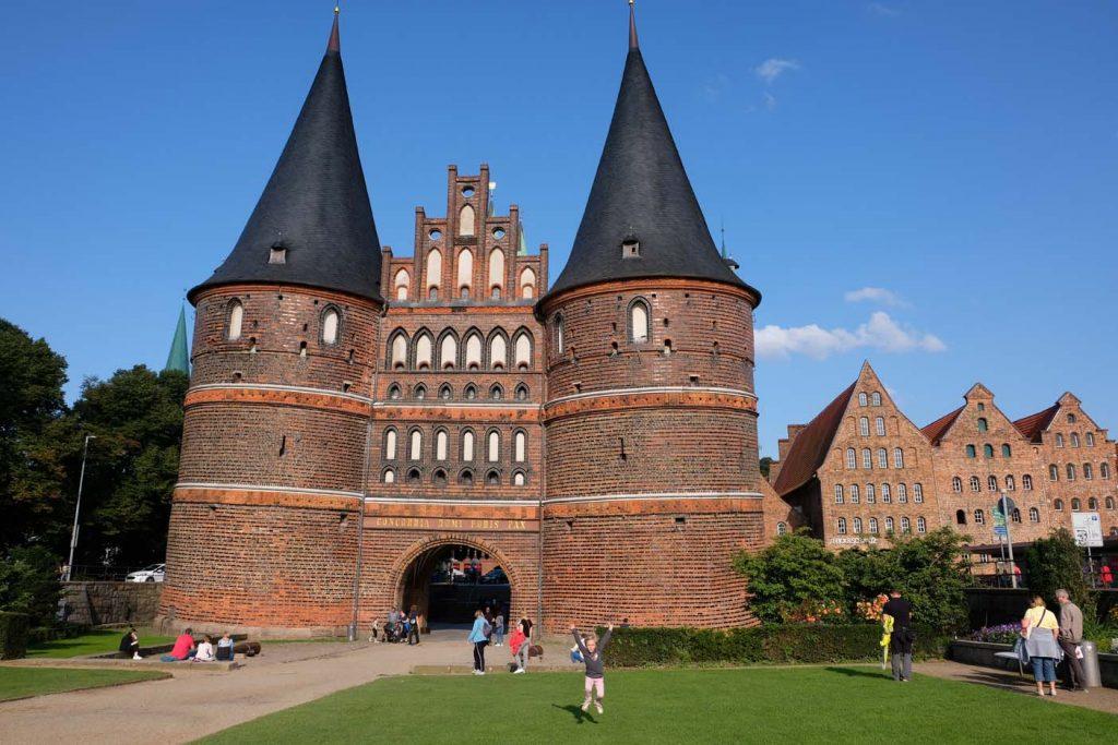 Lübeck met kinderen