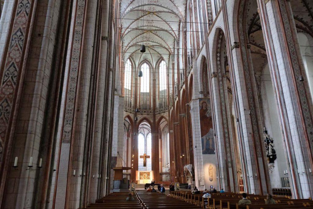 Lubeck kerken