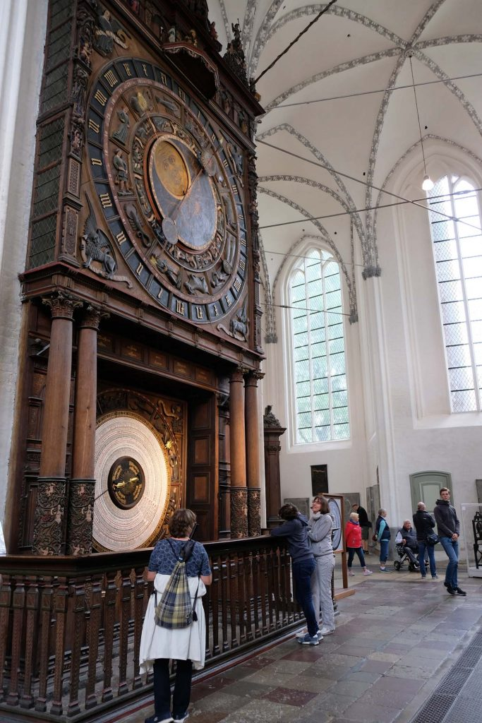 Rostock marienkirche bezienswaardigheden