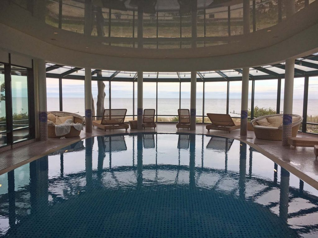 Travel Charme hotel in Bansin