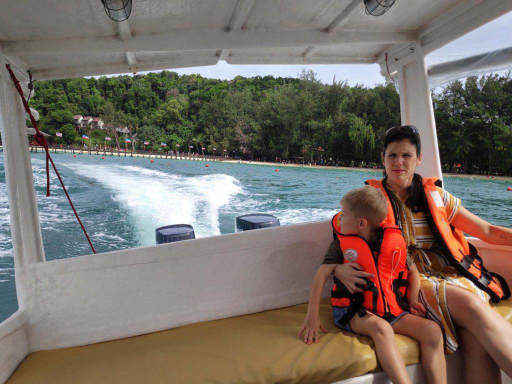 Manukan Island bij Sutera Sanctuary Lodges