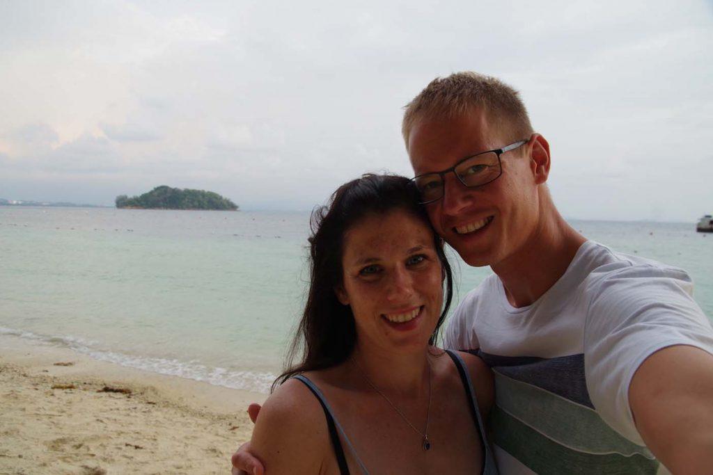 Manuken island