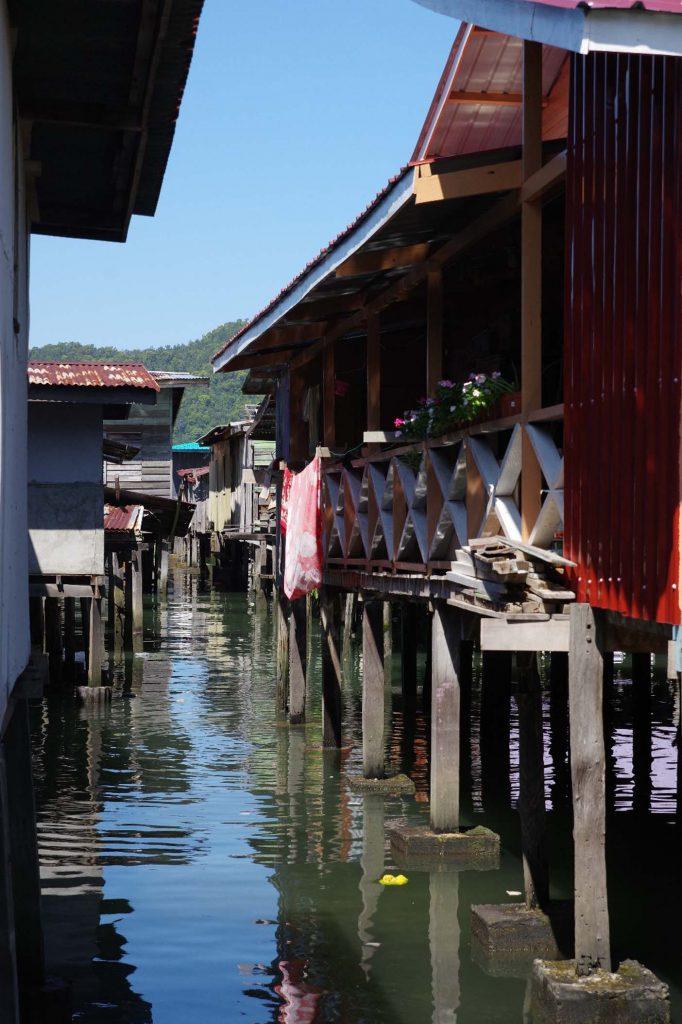 Sandakan Buli Sim Sim Water Village