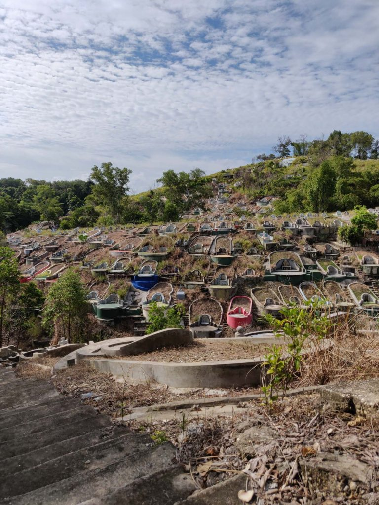 Sandakan Chinese begraafplaats