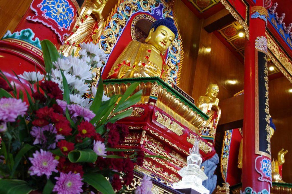 Sandakan Sabah chinese tempel