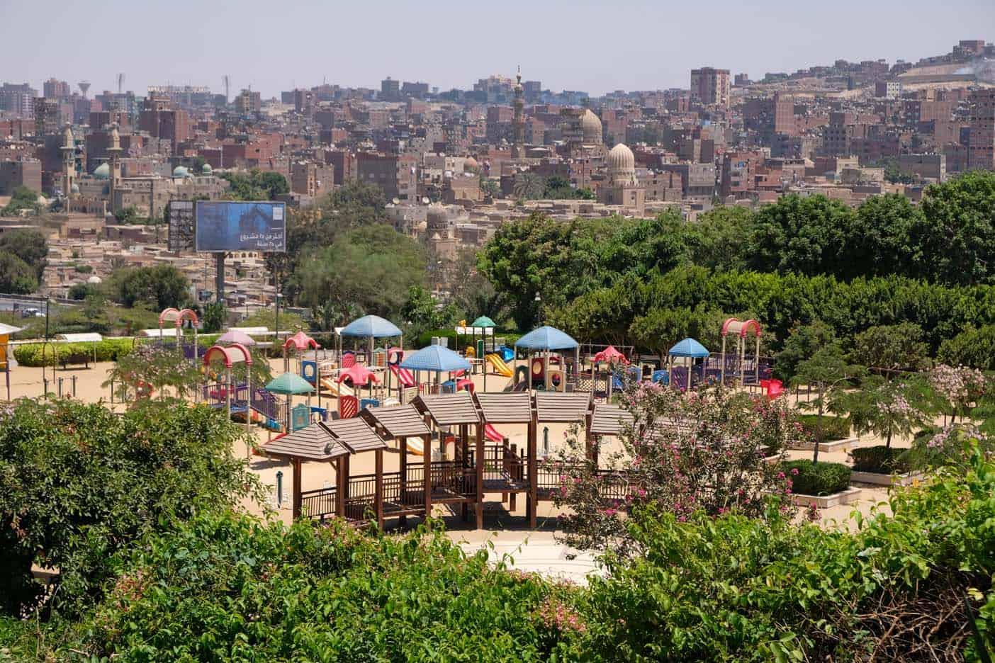 speeltuinen in Cairo