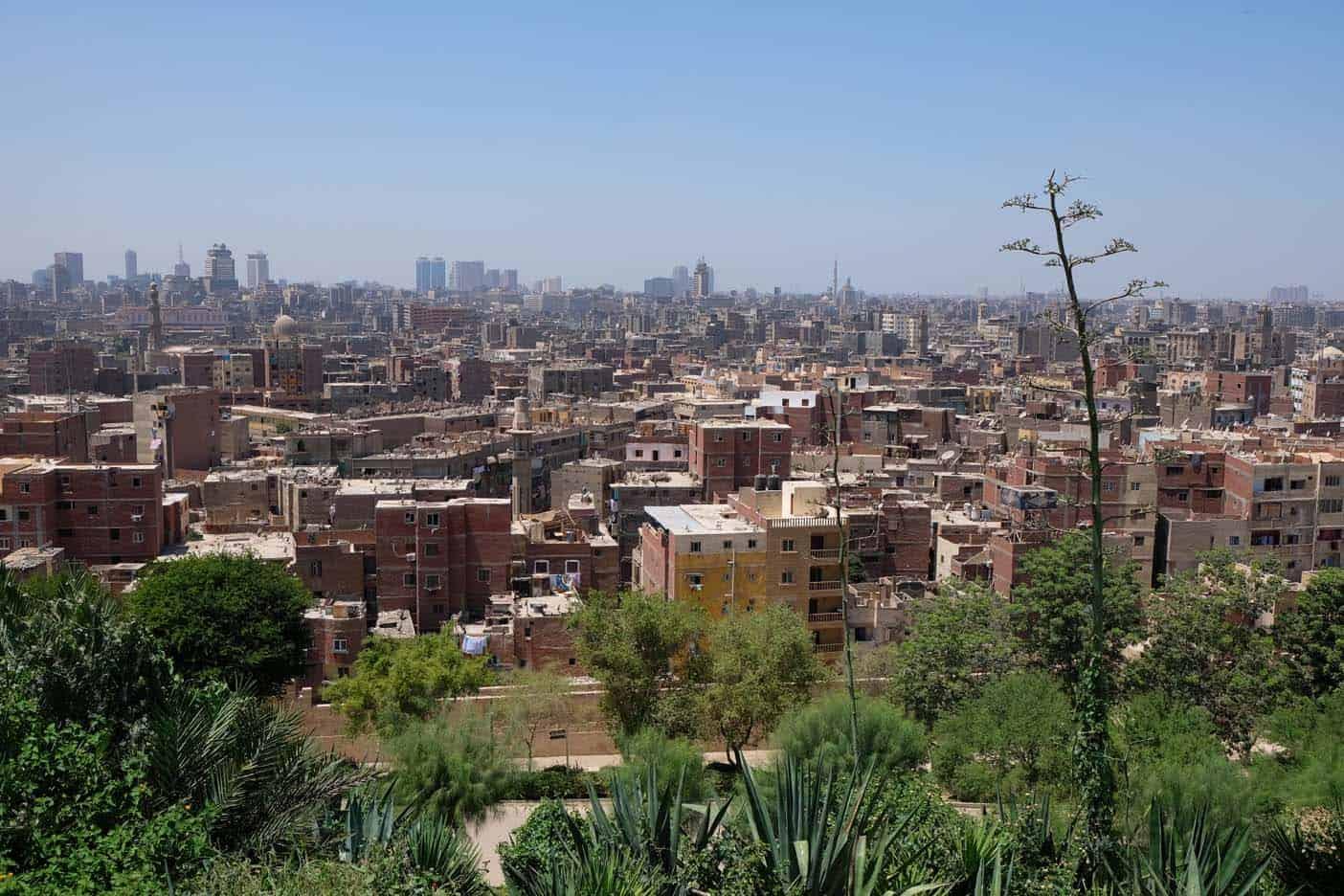 Cairo bezienswaardigheden