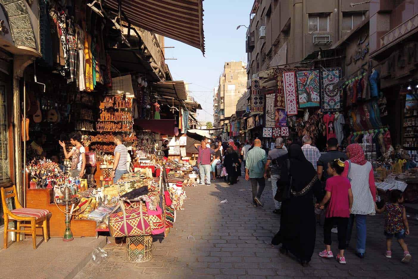 Khan El-Khalilli  Soek