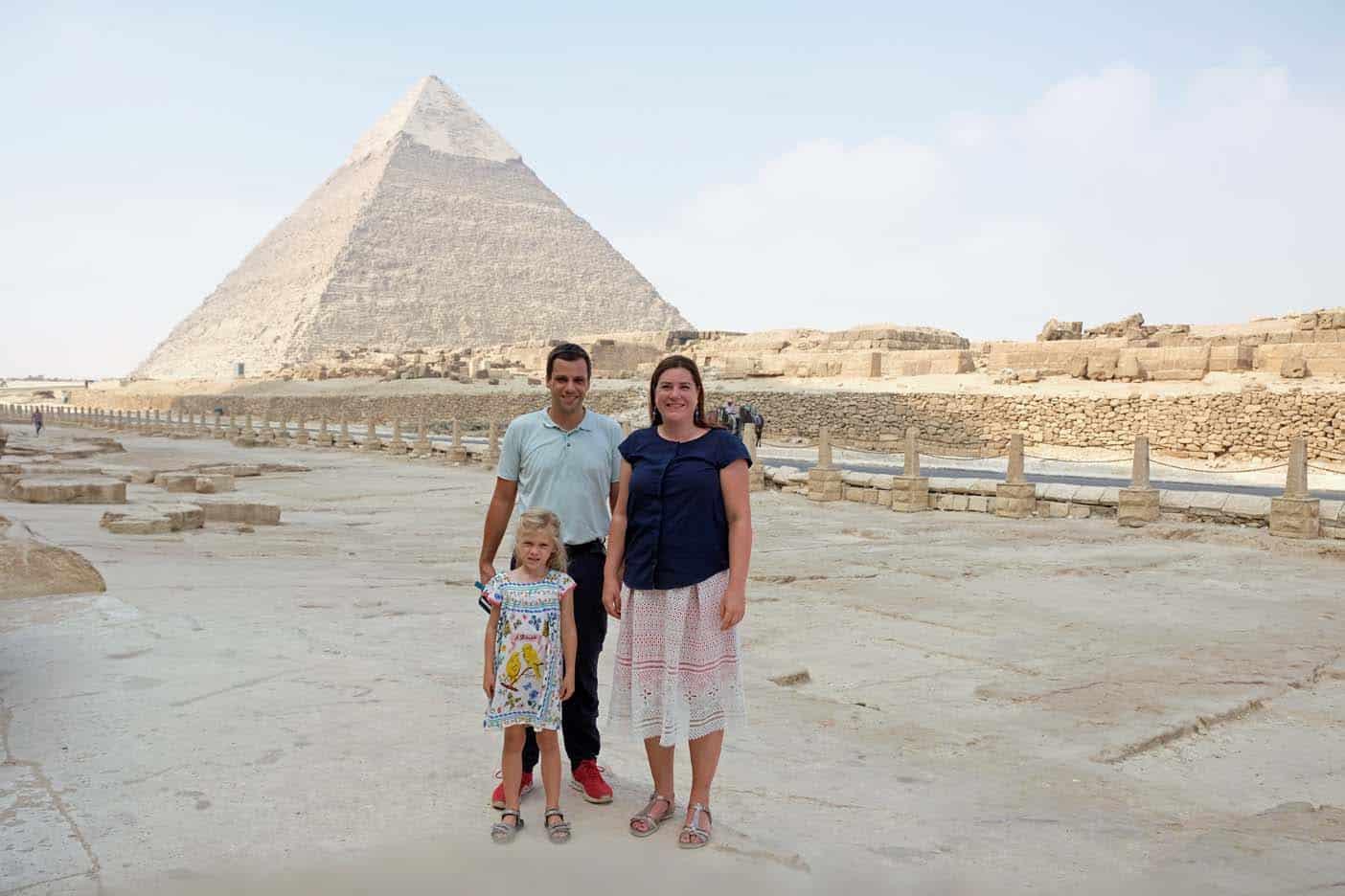 Cairo stedentrip piramides van gizeh