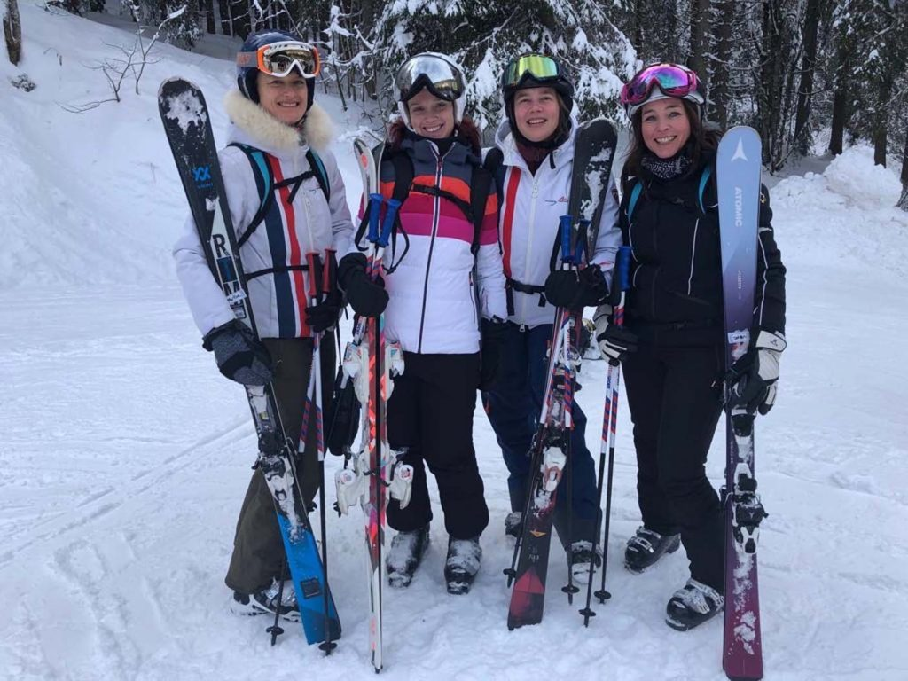 chatel wintersport met kinderen