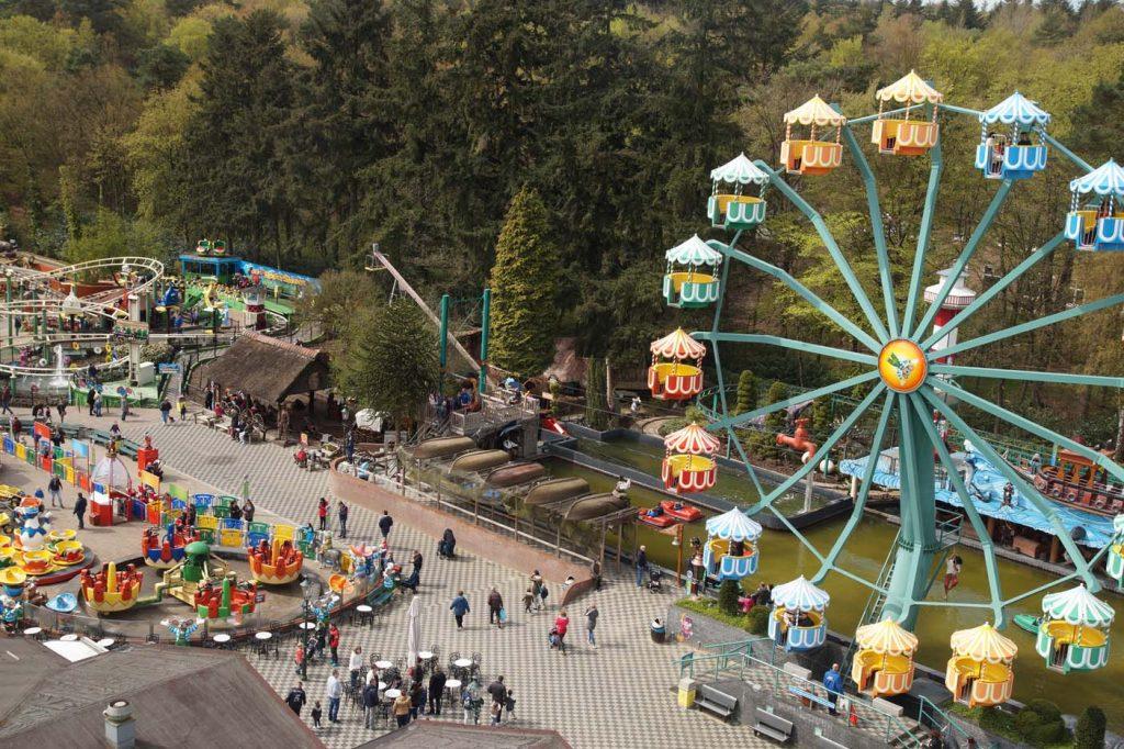 Pretpark voor peuters julianatoren