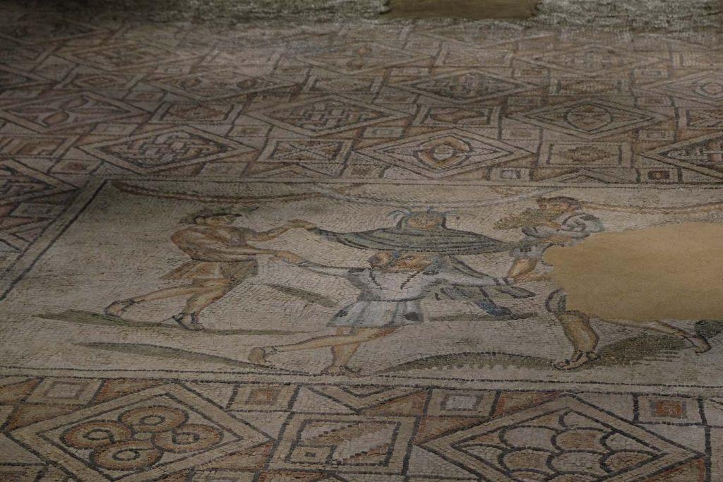Ravenna domus dei tappeti