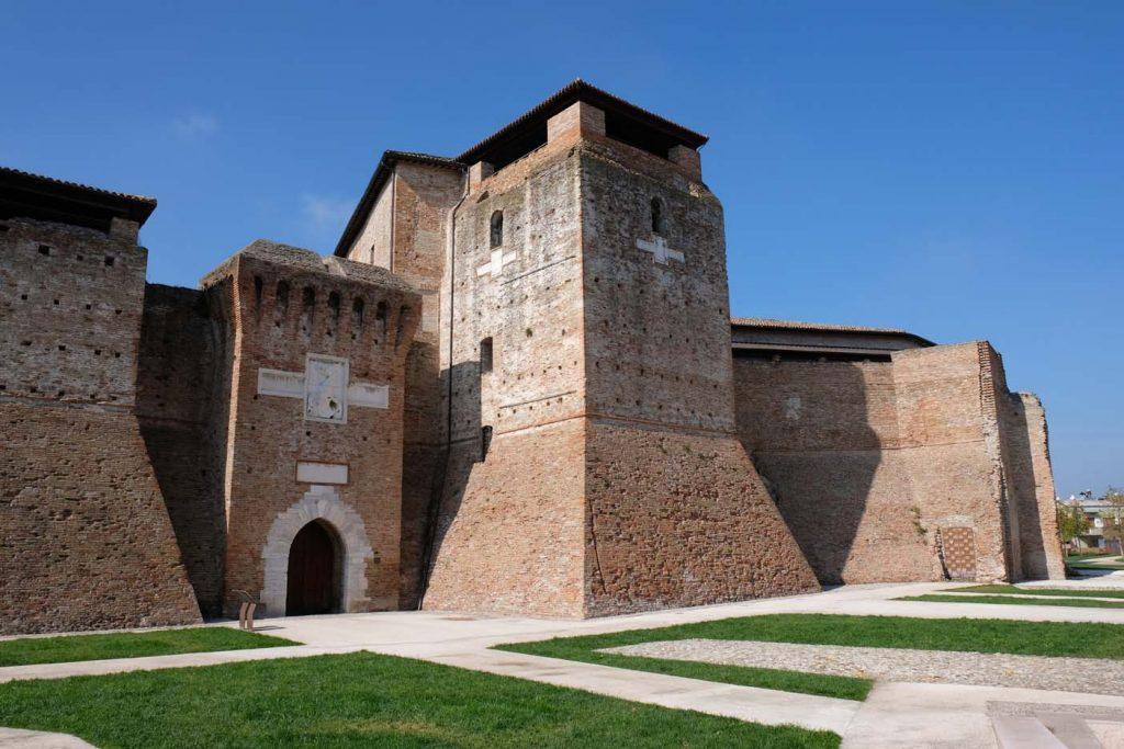 Castel Sismondo Rimini kasteel