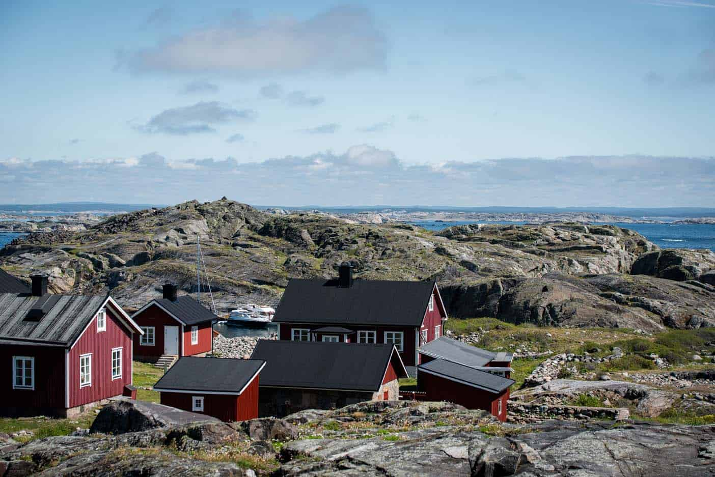 Zweden kosterhavet