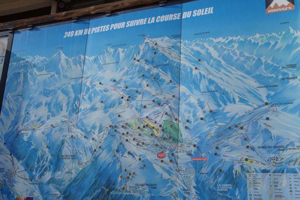 Alpe d huez wintersport met kinderen