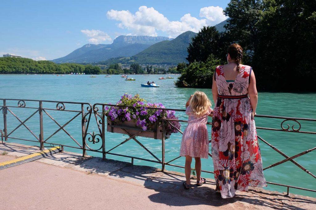 Annecy met kinderen