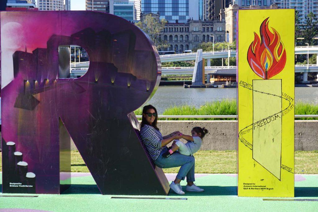 Brisbane met kinderen