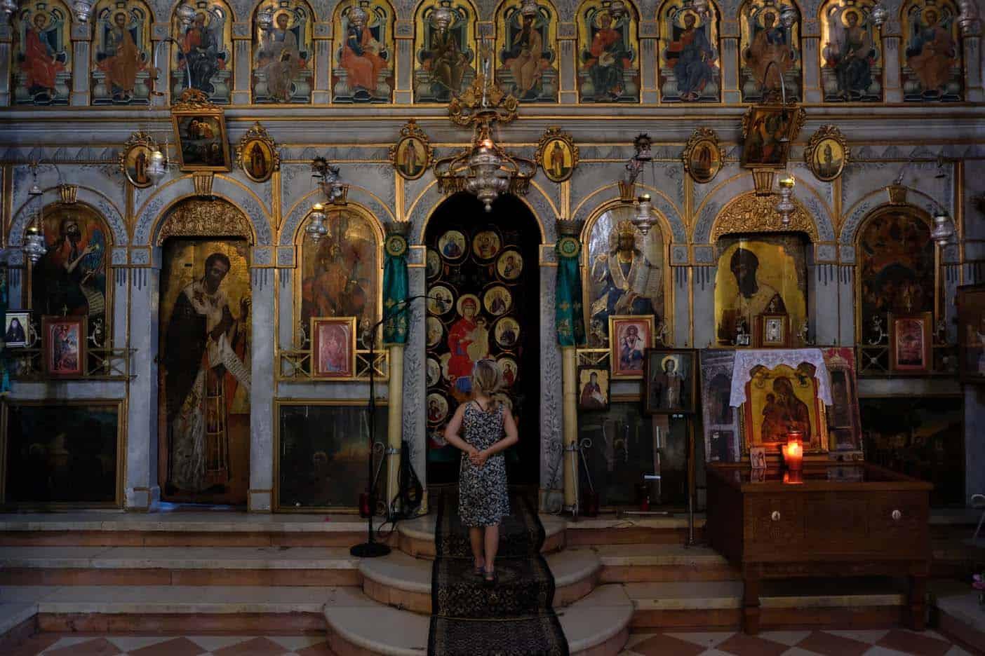 Paleokastritsa klooster