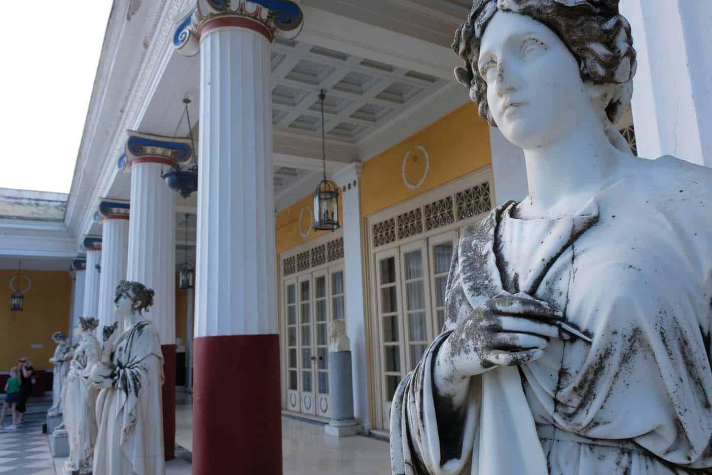 Paleis Sissi Corfu