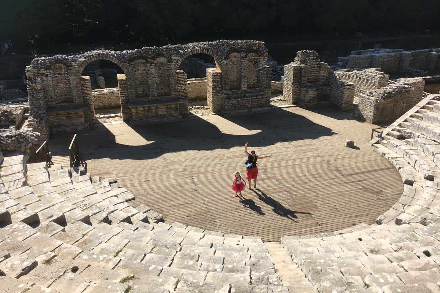 Corfu dagtrip albanie
