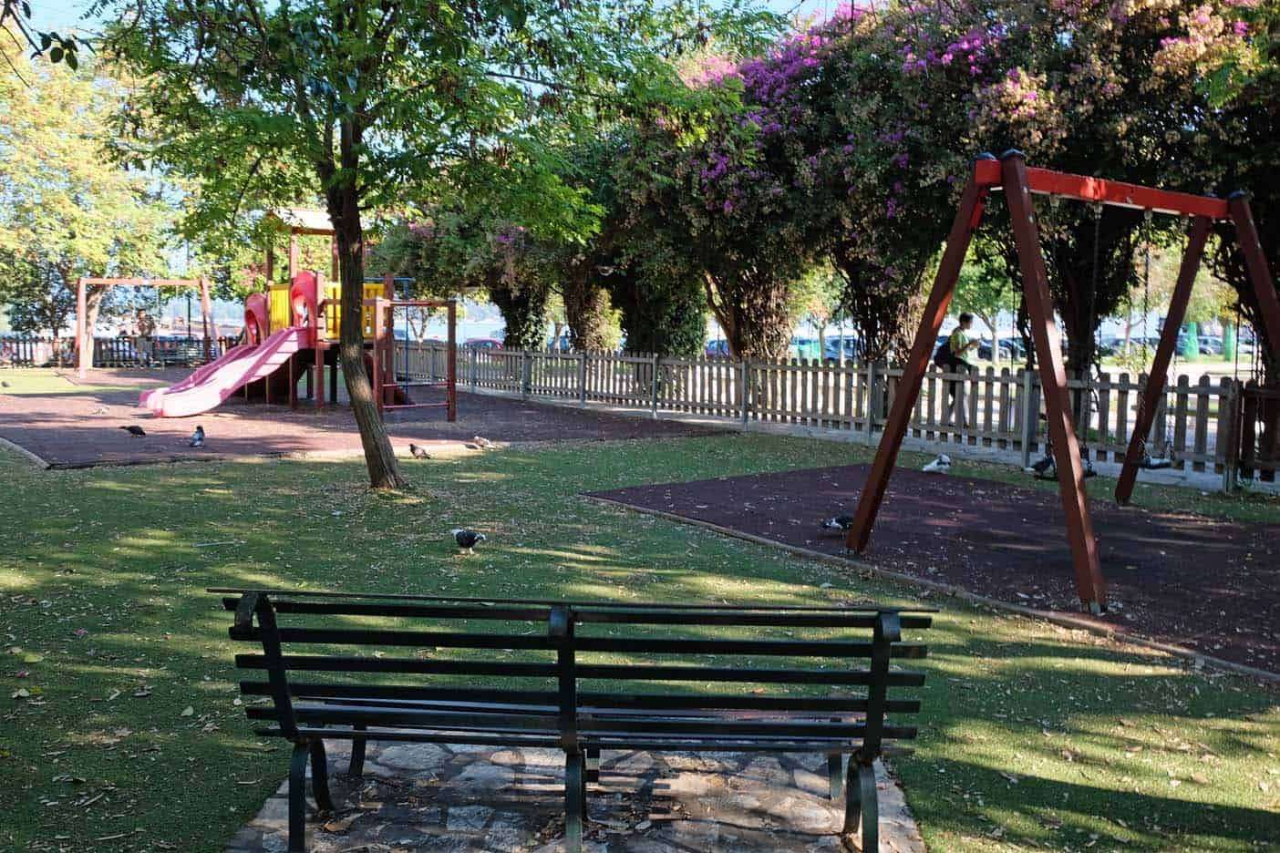 Corfu Stad speeltuin