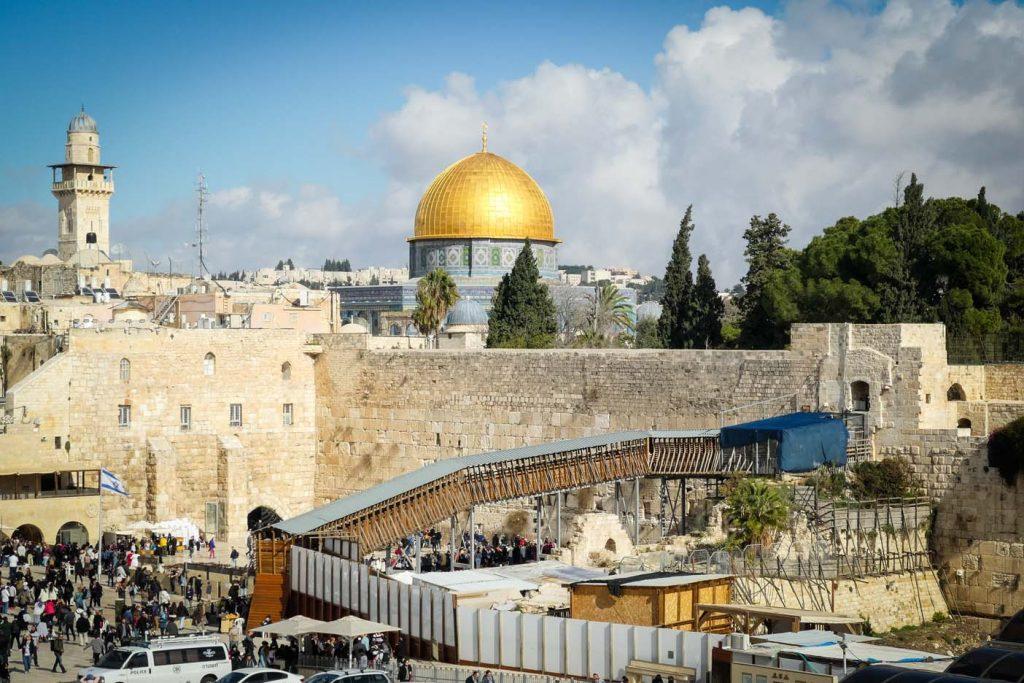 Rondreis israel jeruzalem
