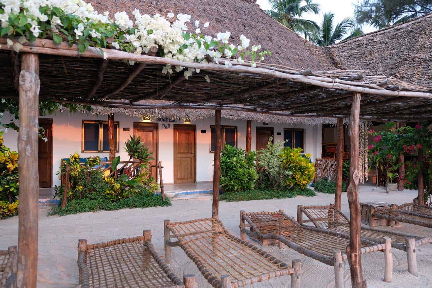 Kiwenga hotel