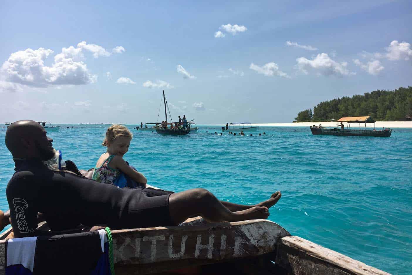 zanzibar snorkelen