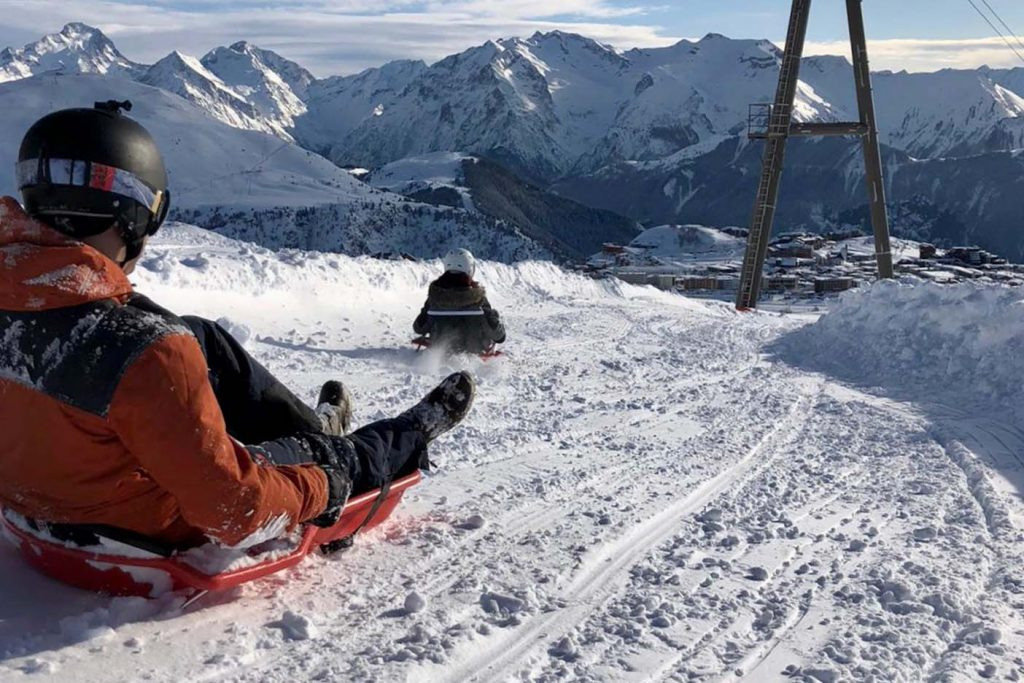 skigebied alpe dhuez