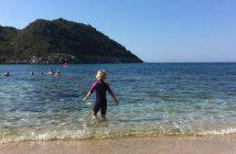 goedkope gezinsvakantie strand
