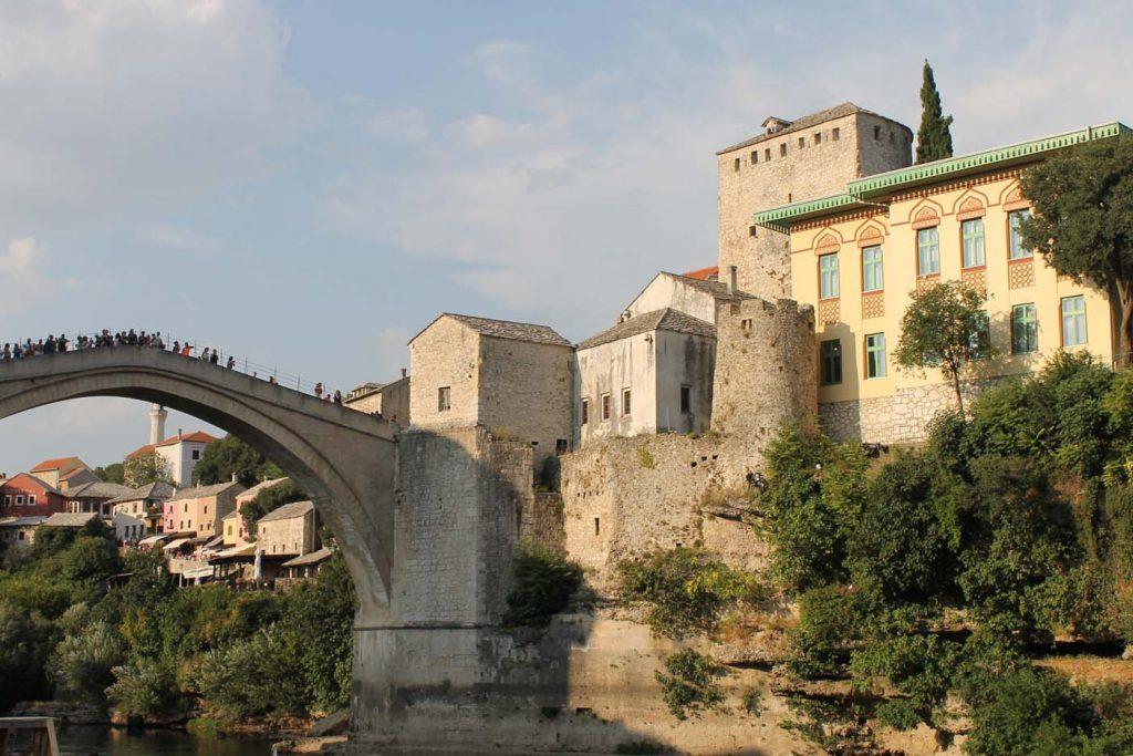 Mostar bosnie herzegovina brug