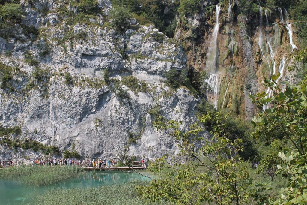 Plitvice kroatie rondreis