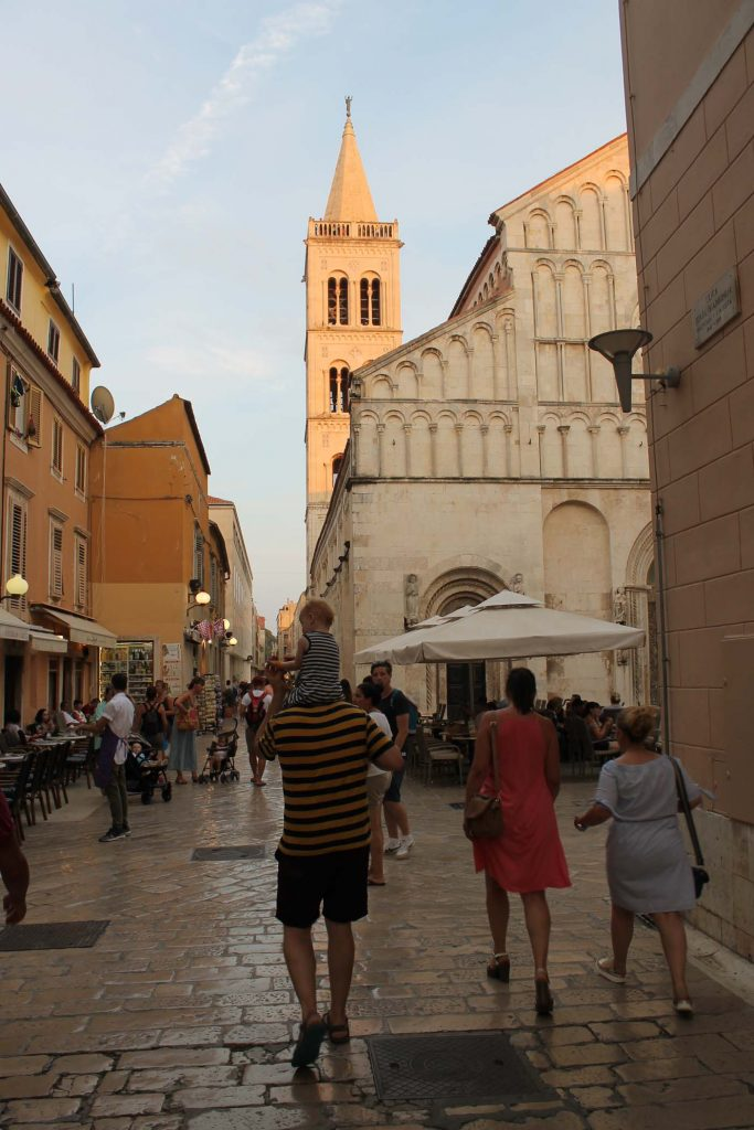 Zadar stad