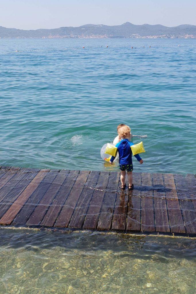 Zadar zee