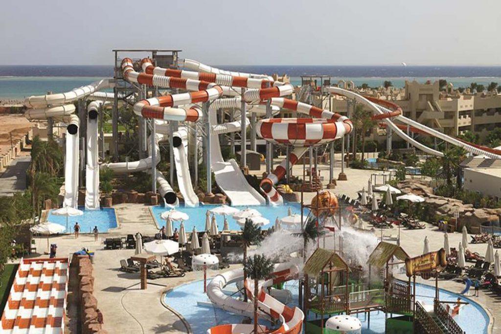 All inclusive vakantie met aquapark