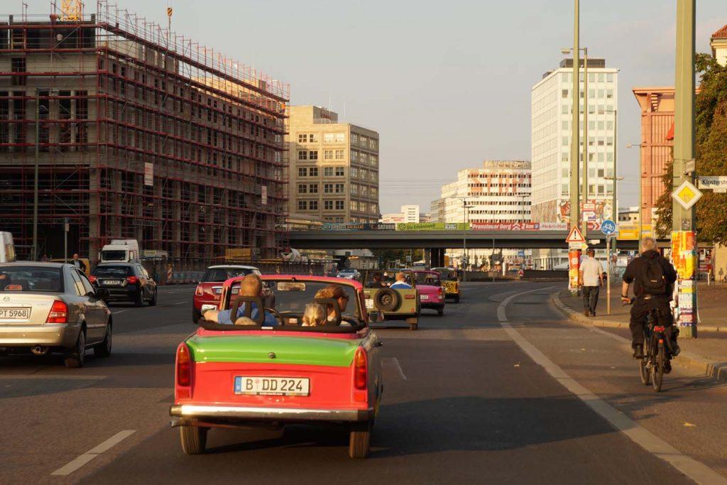 Berlijn trabant tour