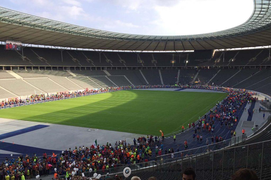 Berlijn olympische stadion