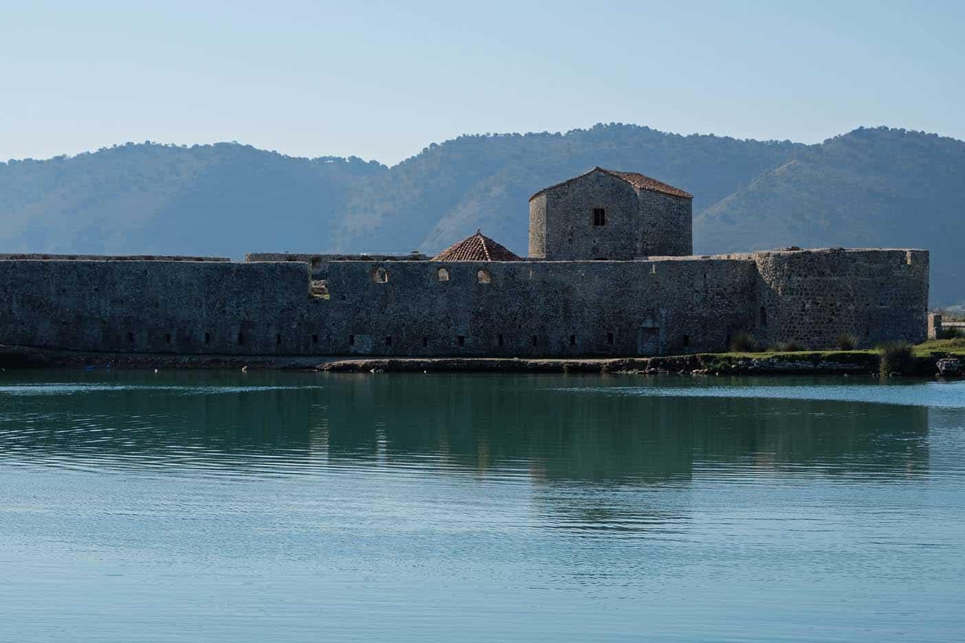 Butrint albanie