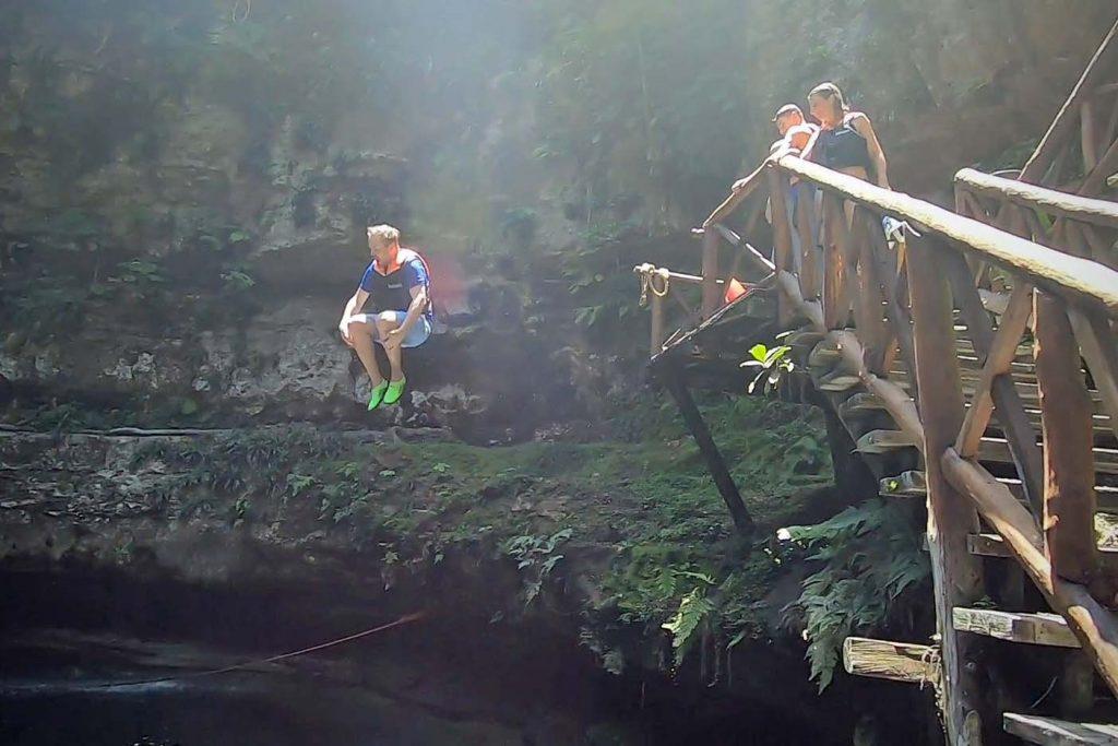 Hacienda Selva Maya Cenote