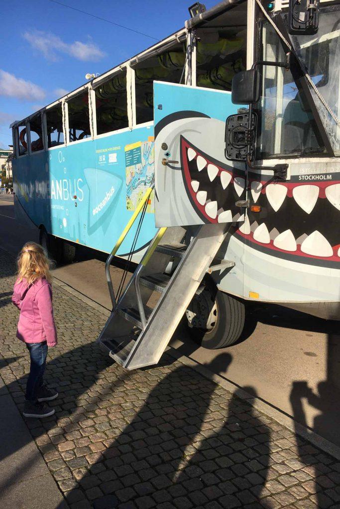 ocean bus gotenburg
