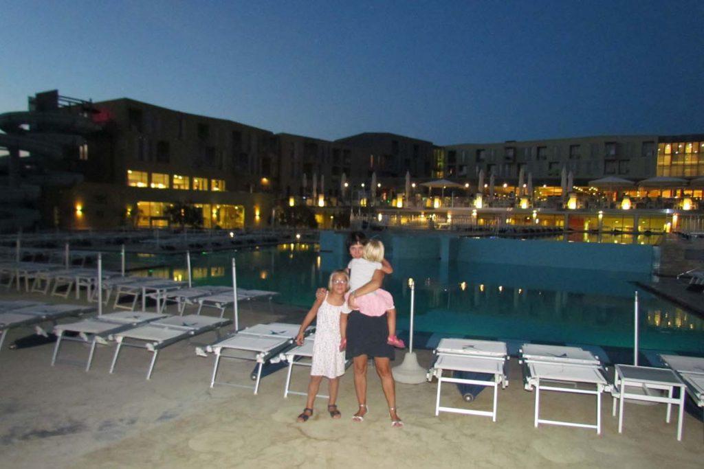 kindvriendelijk hotel Kroatie