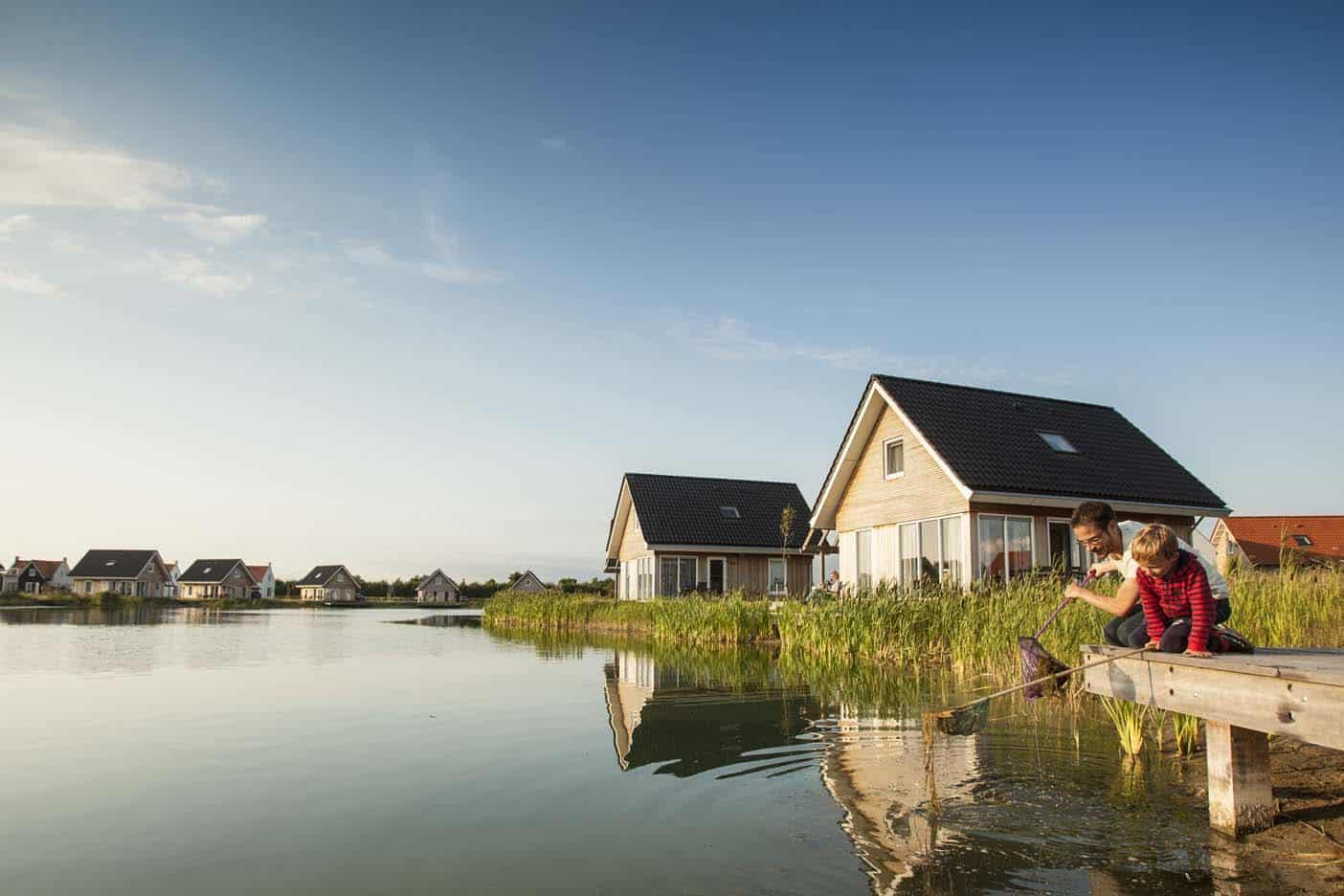 Landal park zeeland nieuwvliet bad bungalow