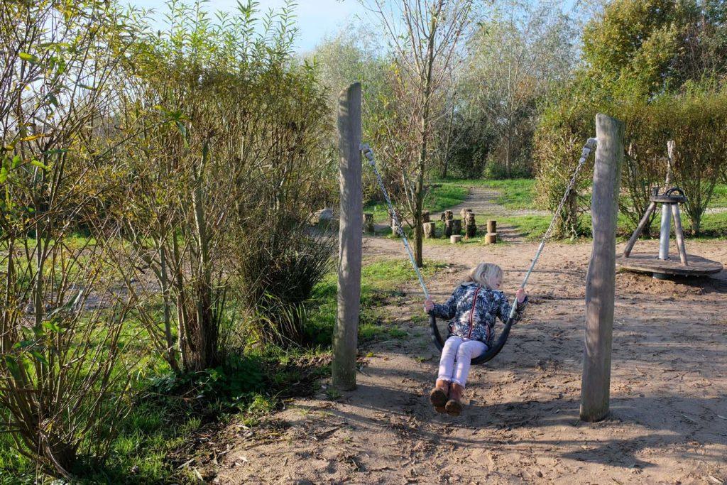 Landal de reuuwijkse plassen natuurspeeltuin